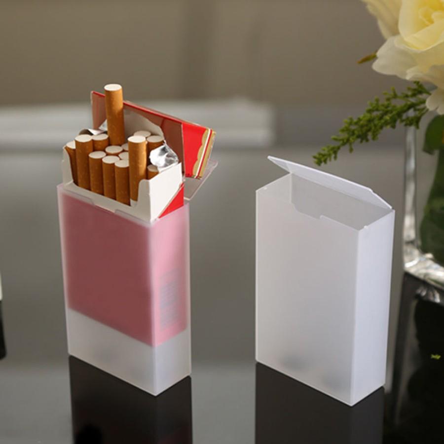 Cigarečių pakelio laikiklis